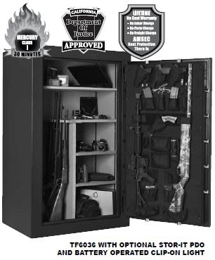 AMSEC Gun Safes for Sale Austin, TX
